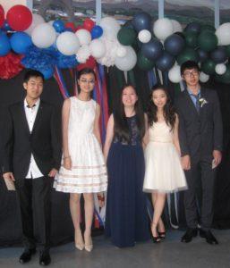 Jack, Cindy, Mary, Flora, Mark